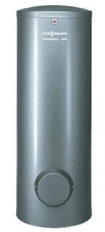 Бойлер косвенного нагрева Viessmann Vitocell 100-V 200 л