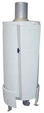 Газовый напольный двухконтурный котел АКГВ-17.4 Эконом 17 кВт