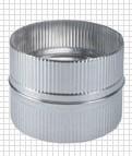Соединительная гильза для дымохода серия M/MMI (внутренний диаметр) Bofill