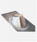Основа дымохода серия CASP свинцовая (угол наклона 20-45) Bofill