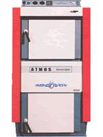 Стальные котлы Atmos D
