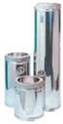 Компоненты коаксиальных систем дымоудаления для котлов с закрытой камерой сгорания.