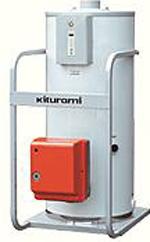 Напольные двухконтурные газовые котлы Kiturami