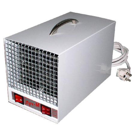 Тепловентиляторы Луч с нагревателем нихром (спираль) в прямоугольном корпусе