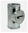 Тройник с ревизией для газохода серии TIDP Bofill