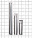 Труба серии TI для дымоходов (одинарная из нержавеющей стали) Bofill