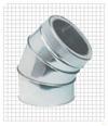 Отвод газохода серии CDP45 Bofill